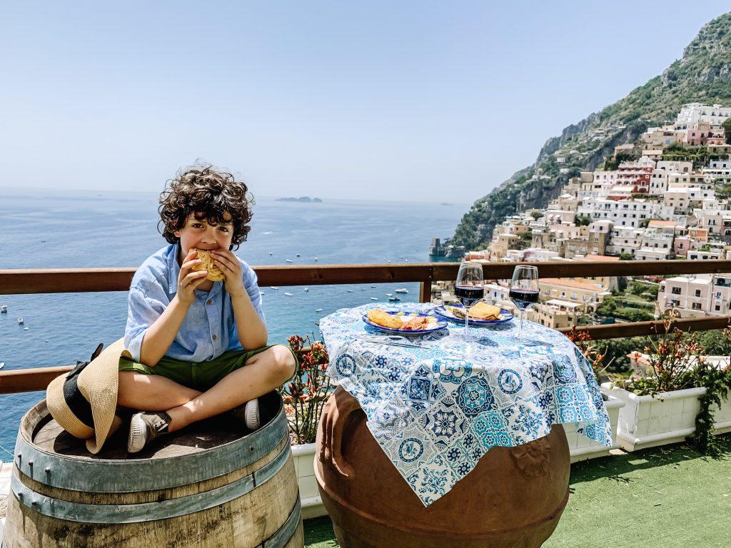 Picnic Chic Viaggia Piccoli