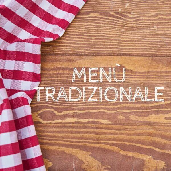 Menu-tradizionale