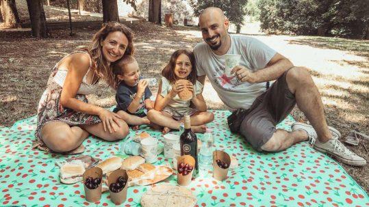 Picnic Colline Moreniche a Carpe Diem con Family Planet - Picnic Chic-2