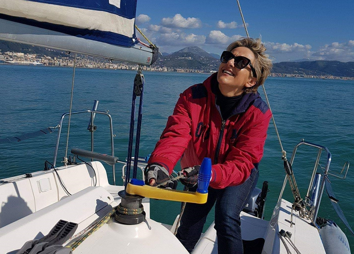 Picnic barca a vela caorle