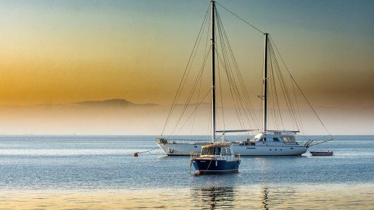Barca a vela - Picnic Chic