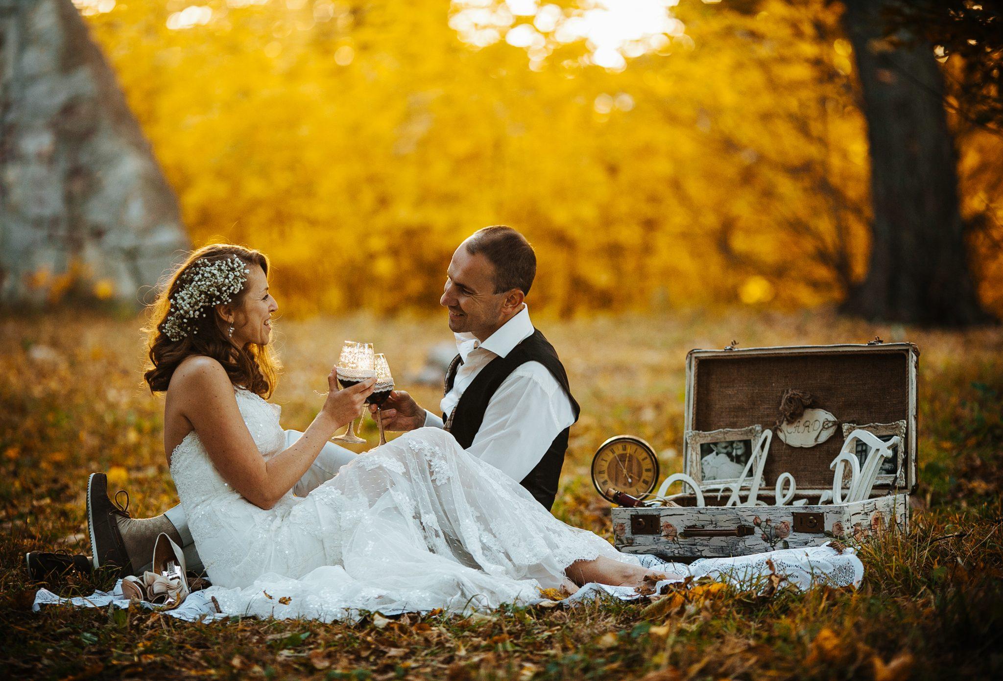 Cerimonia Matrimonio Picnic Chic