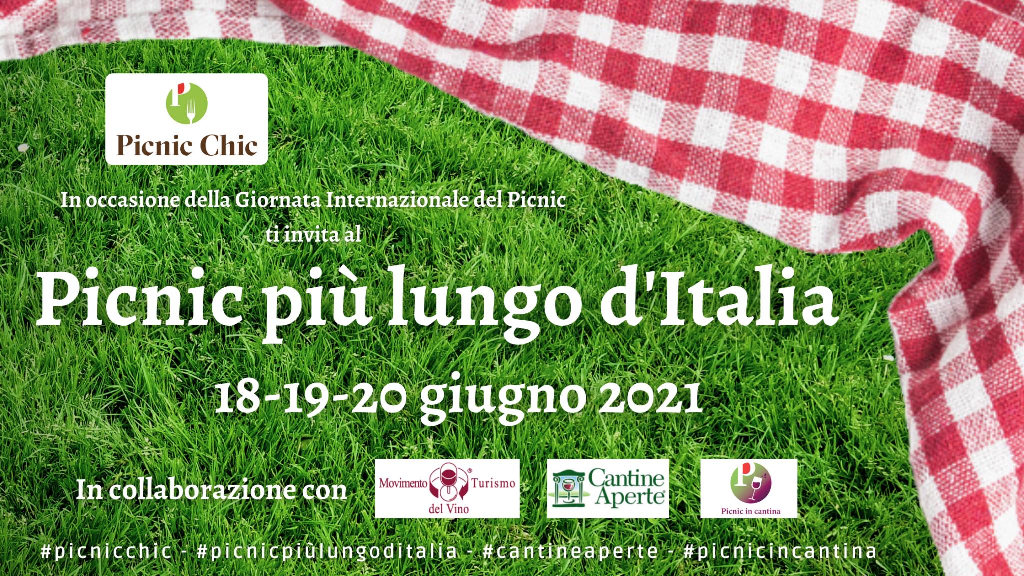 Picnic più lungo d'Italia - Picnic Chic
